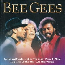 "BEE GEES ""BEE GEES"" RARE GERMAN COMPILATION CD / MAURICE GIBB - ROBIN GIBB BARRY"