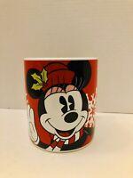 Disney Minnie Mouse  Oversized Christmas Coffee Tea Cocoa Mug-Galerie