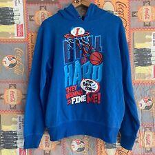 Sneaker Freak Grigio senza maniche Tank Logo Felpa Con Cappuccio Taglia S Nuova   eBay