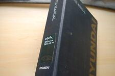 HYUNDAI 160 LC LCD 7A ROLEX Excavator Trackhoe Crawler Parts Manual book catalog