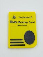 PS2 Playstation 2 8MB Memory Card MagicGate PS-80516