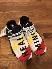 New Without Box Pharrell Adidas NMD Hu Race Heart Mind US Men's SIZE 8