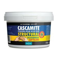 Polyvine ACM220 Cascamite One Shot Structural Wood Adhesive Tub 220g