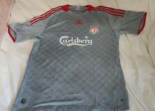 Liverpool 2008-2009 Away Shirt Size XL Extra Large Adidas Mint condition