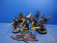 9+1 guerre Faucons des Eldar métal