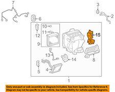 TOYOTA OEM Evaporator Heater-Servo 8710633290