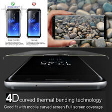 Samsung Galaxy S9 plus CASE FRIENDLY 4D Clear HD Tempered Glass Screen Protector