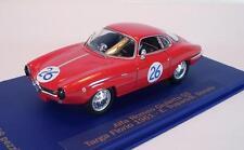 M4 1/43 7109 ALFA ROMEO GIULETTA Ss Targa Florio 1961 Trapani/Donato OVP #801