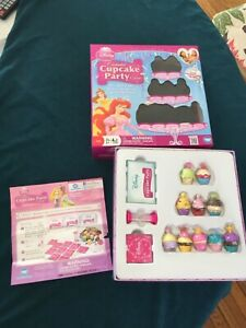Disney Enchanted Cupcake Game