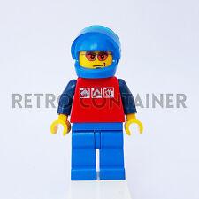 LEGO Minifigures - 1x cty196 - Pilot - Vintage Town Omino Minifig Set 30012
