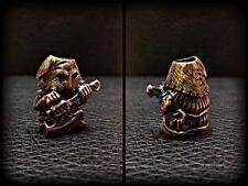 Executioner Knife Paracord Bracelet Bead Solid Bronze Handmade Lanyard Beads New
