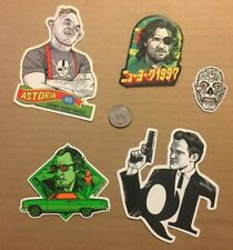 Tyler Stout New Sticker Set of 4 different hard to get stickers Sold Out Set 13