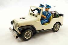 Nomura tn toys japan police jeep