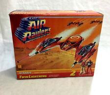 Hasbro 1987 Vintage Air Raiders Twin Lightning Complete Sealed Boxed FREESHIP