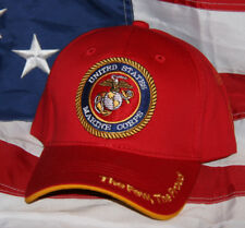 THE FEW THE PROUD THE MARINES SEAL EGA LOGO HAT VETERAN WOWMH US USMC GIFT CAP