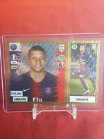 Kylian Mbappe PSG FIfa 365 2018/19 Panini Foil Sticker
