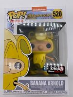 Funko Pop! Nickelodeon Banana Arnold #520 GameStop Exclusive L03