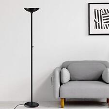 IKEA Floor Lamp Room Lighting LED Torchiere 24W Dimmable Standing Floor Light US