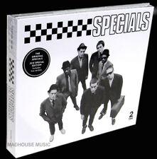 SPECIALS CD x 2 The Specials REMASTERED Deluxe + Bonus Tracks Debut Digi SEALED
