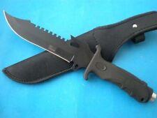 bellissimo coltello knife militare per caccia pesca scout campeggio softair