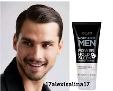 Oriflame North For Men Power Hold & Sleek Invisible Hair Gel