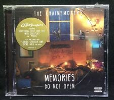Memories: Do Not Open by The Chainsmokers (CD, Apr-2017) NEW *CRACKED