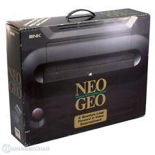 Neo geo aes-consola 10v + original arcade stick + zub. (jap) (con embalaje original)