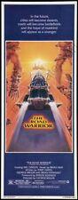 Road Warrior The Movie Poster Insert 14inx36in 36cmx92cm Replica
