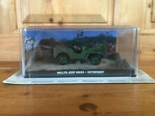 James Bond 007 Car Collection : Octopussy : Willys Jeep M606