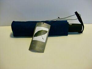 BNWT Topelek Windproof Waterproof AntiRust Quick Drying & Durable Umbrella Blue