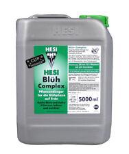 HESI Blüh Complex 5 L Liter NPK Blüte Dünger für Erde Grow 5000ml Blühphase