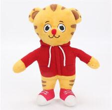 "NEW Daniel Tiger's Neighborhood Daniel Tiger Plush toy Cute Doll Xmas Gift 7.8"""