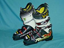 Fischer RC4 120 VACUUM Somatec Alpine Ski BOOTS Size 25.5 NEW! ❅❅