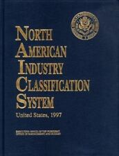 NAICS North American Industry Classification System : United States, 1997 (Cloth