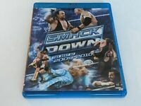 WWE SMACKDOWN: THE BEST OF 2009-2010 PPV Wrestling Blu Ray 2-Disc Set