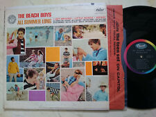 THE BEACH BOYS All Summer Long *1964 US ORIGINAL MONO CAPITOL LP T2110*
