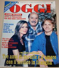 OGGI=2000/3=UN MEDICO IN FAMIGLIA=ADRIANA SKLENARIKOVA=AMADEUS=CHARLIE'S ANGELS=