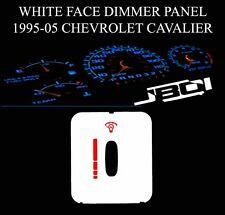 Chevrolet Cavalier White Face DIMMER 1995-2005>>LOWEST ON EBAY<< 98 99 96 97