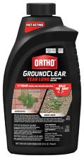 Ortho 0433310 GroundClear Year Long Vegetation Killer 32 oz