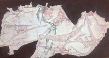 Robert TRELLU 1923-2014.Composition abstraite.Acrylique sur panneau.SBG.27x50.