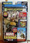 Marvel Legends Loki, ,Onslaught Series, w/ Comic No BAF pt Toy Biz 2006