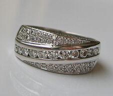 ★Premium★ Christ Ring in aus 585 Gold mit ★1 Carat★ Brillant Brillanten Diamant