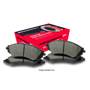 Front and Rear Brake Pads for Holden Commodore Sportwagon VE Wagon 3.6 i V6 2009