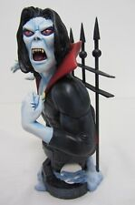 Morbius ~ Mini-Bust Statue ~ #0451/3000  ~ Limited ~ Painted ~ Marvel ~  C2 2004