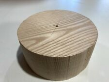 WOODTURNING/CARVING BOWL BLANK, American White Ash, 168 x 75mm ***NEW***