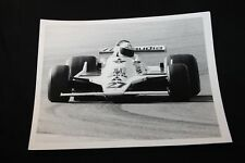 Photo Fly Saudia Williams Ford FW06 1980 #27 Alan Jones (AUS) type 11