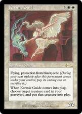 KARMIC GUIDE Urza's Legacy MTG White Creature — Angel Spirit RARE