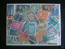 TIMBRES AMERIQUE CENTRALE / GUATEMALA : 100 TIMBRES TOUS DIFFERENTS