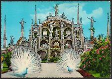 AD4360 Lago Maggiore (VB) - Isola Bella - Giardino - Cartolina postale