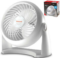 Honeywell Table Air Circulator Fan, HT-904, White
